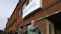 Tata Steel to hold talks with trade union representatives in UK