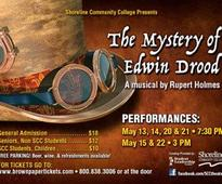 Shoreline Community College Musical Theater Program Presents 'The Mystery of Edwin Drood' This May
