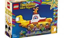 We all live in a Lego Submarine - thanks to the toy giant and a Beatles fan