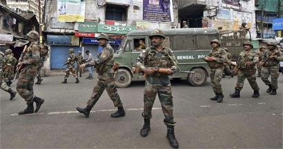 HC stays removal of central forces from Darjeeling