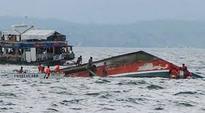 4 killed in boat capsize in China