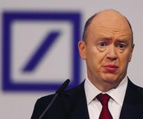 There is finally light at the end of the tunnel for Deutsche Bank