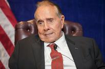 Bob Dole Urges GOP Unity And Pimps Newt Gingrich As VP Nominee