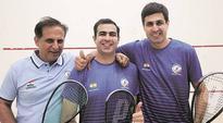 Asian Masters Squash Championship: Saurabh Nayar, Vikas Nayar and Ajay Manchanda bring triple delight for Tricity