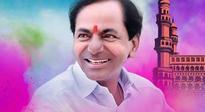 KCR smiles at copious rainfall across State
