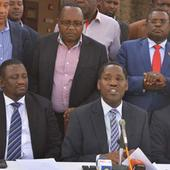 Kenya should not pull out of ICC - MP