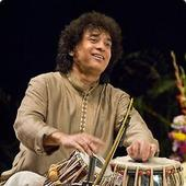 Zakir Hussain and Masters of Percussion Play the Pantages Theatre Tonight