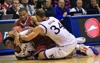 PREGAME SHOOTAROUND: Kansas/Oklahoma rematch highlights a fun day of hoops