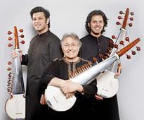 Ustad Amjad Ali Khan: I want sarod to be as popular as guitar
