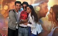 Watch: When Deepika's current boyfriend Ranveer and ex Ranbir danced together