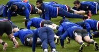 France make six changes for visit of Ireland
