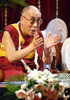 'India should not use the Dalai Lama to undermine China'