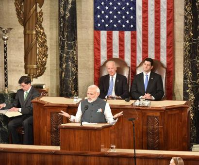 US christens PM's vision of Indo-US ties as 'Modi Doctrine'