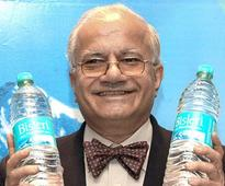 Bottled water sales have long outpaced cold drinks here, says Bisleri chief