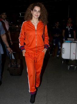 Airport Fashion: Tips from Kangana, Katrina, Malaika