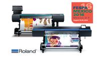 Roland DGA to Feature its Latest Digital Printing Technologies at FESPA Mexico 2016