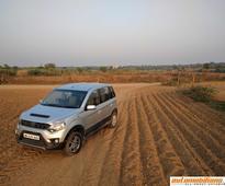 Mahindra NuvoSport  Test Drive Review