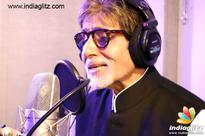 Amitabh Bachchan croons two songs!