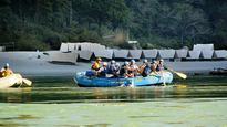 Camping to make a comeback along the Ganga