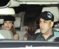 When Salman, Iulia excused themselves and left together
