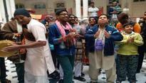Pakistani Hindu pilgrims get visa extension