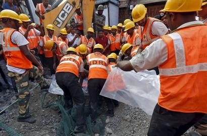 Flyover collapse: Army not hopeful of finding more bodies
