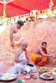 Mumbai: Foundation stone laid for Ekanatheshwari temple