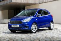 Ford Ka reinvented as a five-door budget supermini