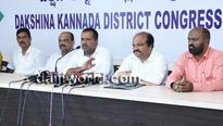 Mangaluru: Khader lambasts MP Shobha for demanding NIA agency in city