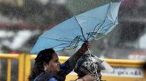 Cylcone Vardah hits Chennai coast; Army, Navy and NDRF on high alert