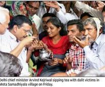 Kejriwal says Una atrocity state-sponsored