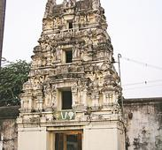 An 8th Century Rama temple with rare images