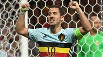 Eden Hazard fires Belgium into Euro 2016 quarterfinals