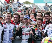 Crutchlow Proves He Is Competitive In Dry Conditions With A Win At Phillip Island