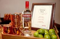 SMIRNOFF Vodka, the Vodka of the Original Moscow Mule, Declares March 3 to be National Moscow Mule Day