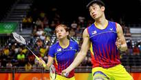 Mixed doubles win another silver for Malaysia
