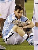 Messi will reverse his decision to retire: Suarez