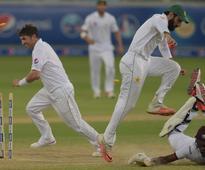 Pakistan clinch day-night Test despite Bravo's hundred