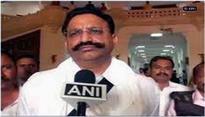 BSP MLA Mukhtar Ansari acquitted in Manna Singh murder case