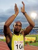 Asafa Powell still has appeal