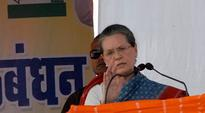 Monsoon Session: Sonia Gandhi to raise Gujarat Dalit atrocity matter in Parliament today