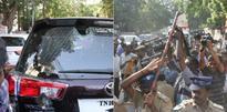 Nadigar Sangam row: Rival groups clash at Tamil actors' body's general meeting