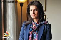 Twinkle Khanna: Let's talk menstruation