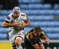 Exeter pick up maximum points against Wasps