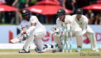 Mendis gives Sri Lanka edge against Australia