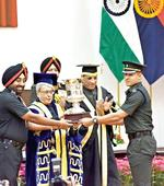 Upgrade Technology Constantly to Improve Defence: President
