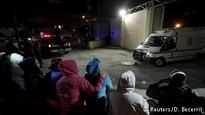 More than 50 dead as violence breaks out in Mexican prison