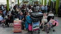 British Airways: Stranded passengers charged thousands for hotel rooms and warned disruption could last days