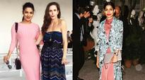 When Priyanka Chopra and Freida Pinto rocked front row fashion in pink