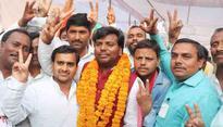New MPs Sarfaraz Alam, Nagendra Pratap Singh, Praveen Kumar Nishad take oath in Lok Sabha
